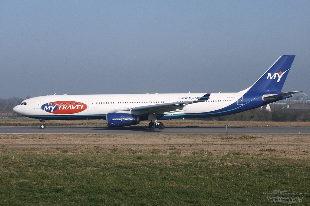 Airbus A330-343X - OY-VKG