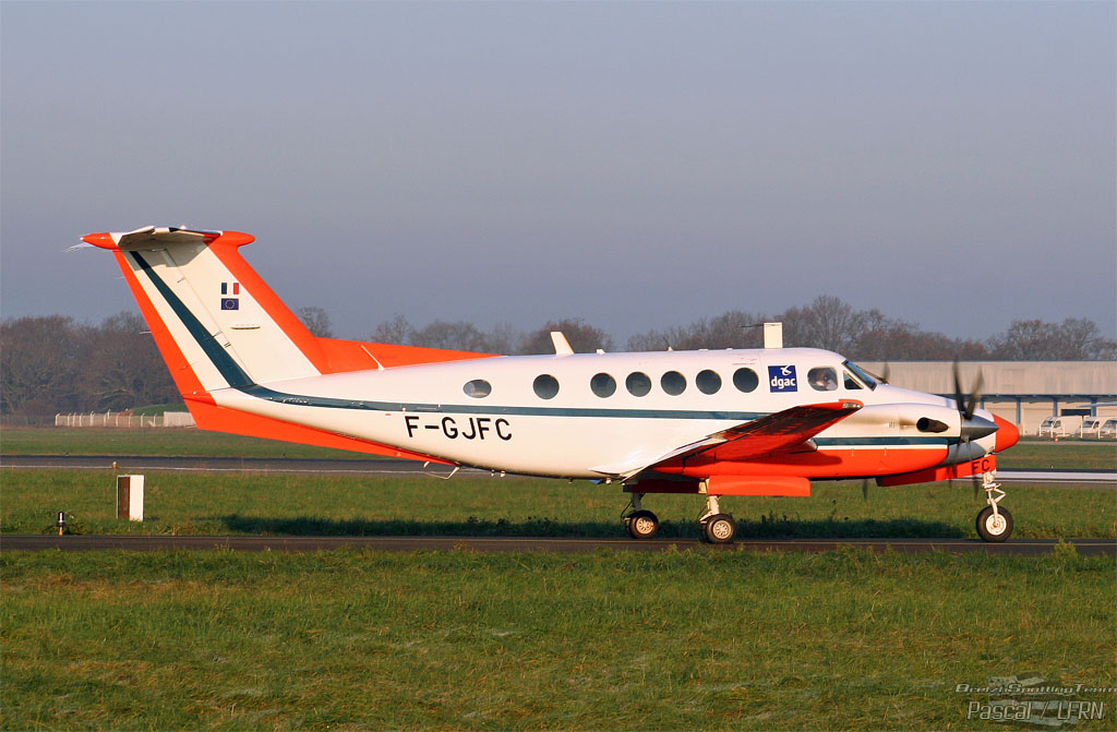 Beechcraft B200 Super King Air - F-GJFC