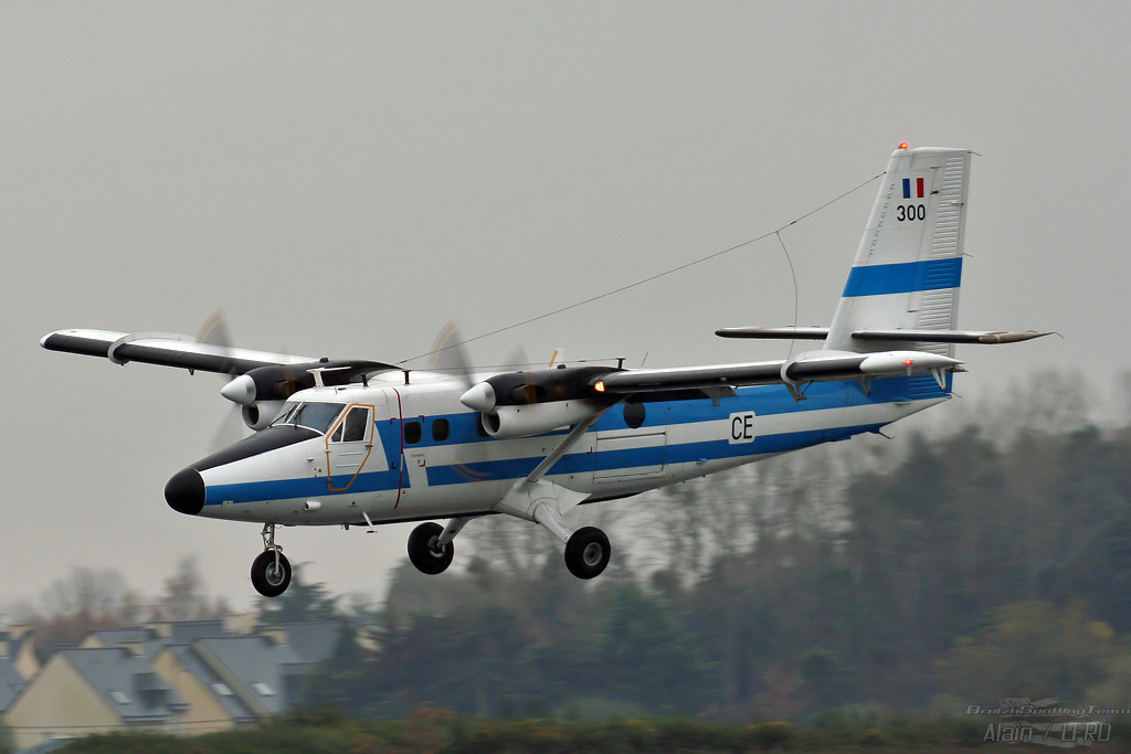 De Havilland Canada DHC6-300 Twin Otter - CE