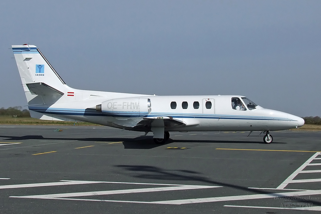 Cessna 501 Citation I/SP - OE-FHW