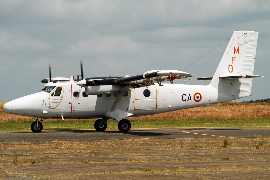 De Havilland Canada DHC6-300 Twin Otter - 730 / CA