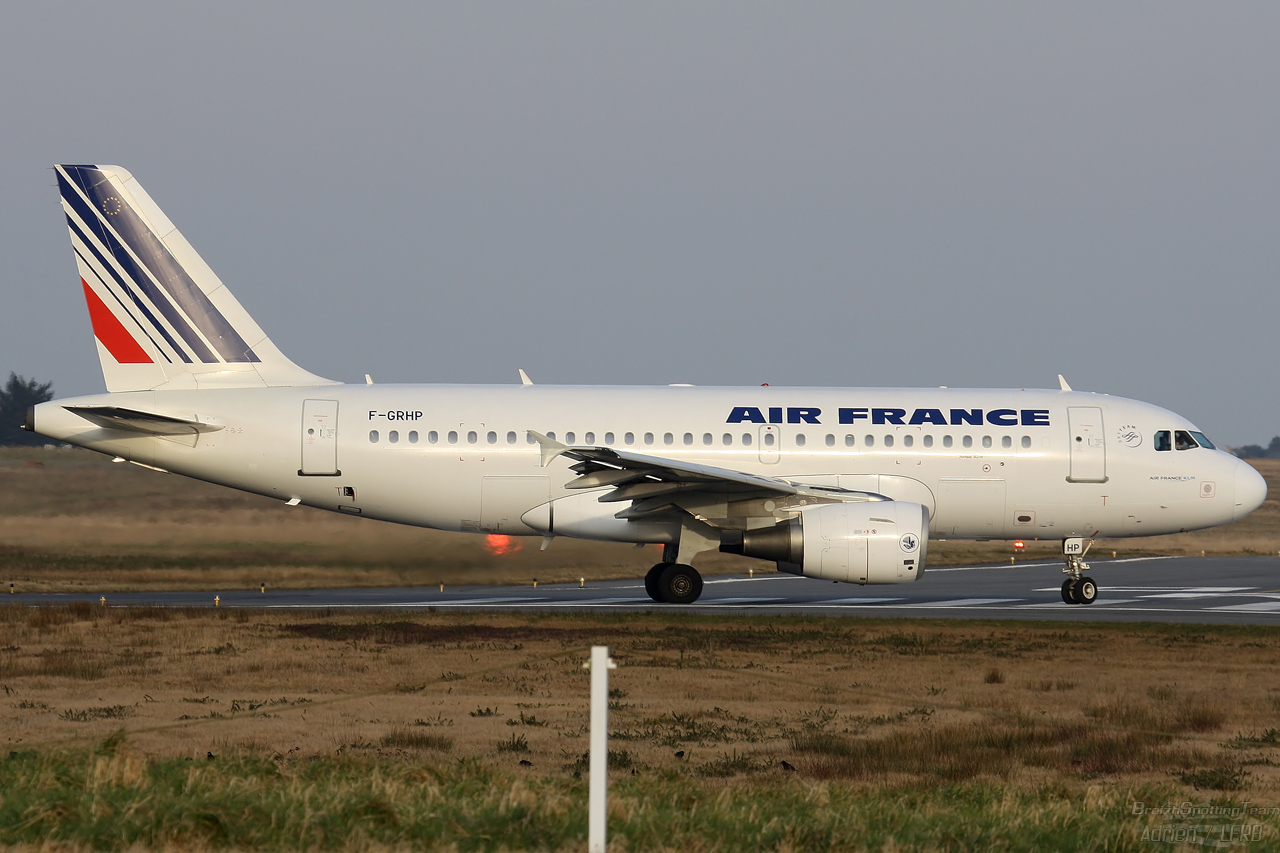 Airbus A319-111 - F-GRHP