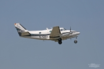 Beechcraft 65-68 Queen Air - D-IDEY